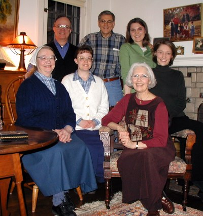 MTC visitors, the Ross family, is spotted in Michigan again in 2005